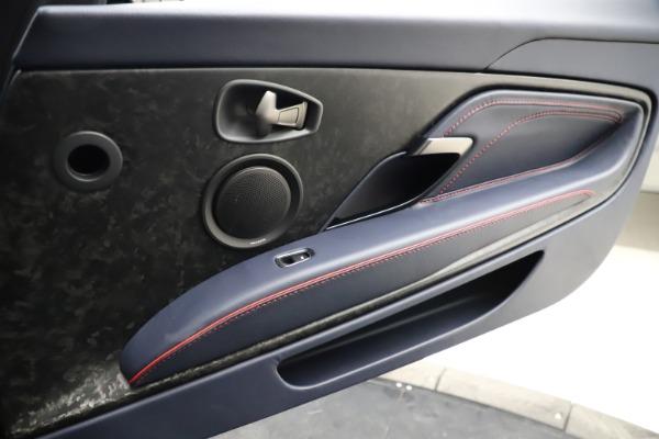New 2021 Aston Martin DBS Superleggera Volante for sale $402,286 at Maserati of Greenwich in Greenwich CT 06830 25