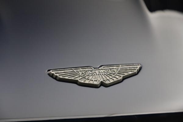 New 2021 Aston Martin DBS Superleggera Volante Convertible for sale $402,286 at Maserati of Greenwich in Greenwich CT 06830 28