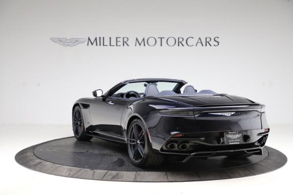 New 2021 Aston Martin DBS Superleggera Volante for sale $402,286 at Maserati of Greenwich in Greenwich CT 06830 4