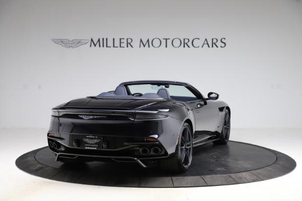 New 2021 Aston Martin DBS Superleggera Volante for sale $402,286 at Maserati of Greenwich in Greenwich CT 06830 6