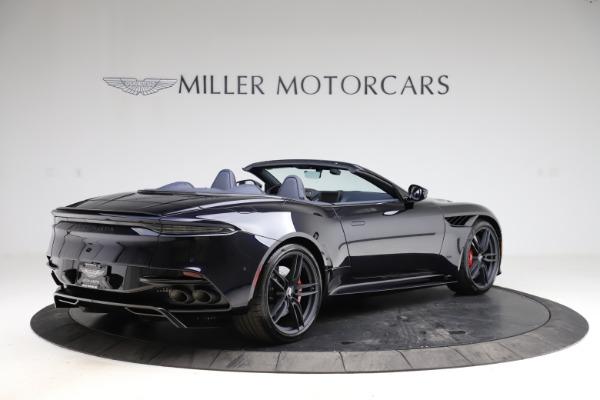 New 2021 Aston Martin DBS Superleggera Volante Convertible for sale $402,286 at Maserati of Greenwich in Greenwich CT 06830 7