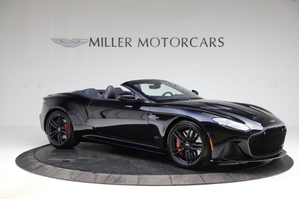 New 2021 Aston Martin DBS Superleggera Volante Convertible for sale $402,286 at Maserati of Greenwich in Greenwich CT 06830 9