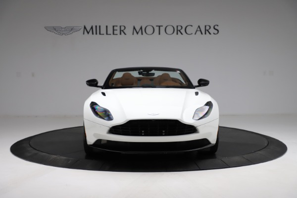 New 2021 Aston Martin DB11 Volante for sale $269,486 at Maserati of Greenwich in Greenwich CT 06830 11