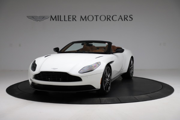 New 2021 Aston Martin DB11 Volante for sale $269,486 at Maserati of Greenwich in Greenwich CT 06830 12