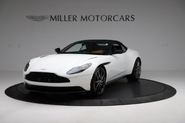 New 2021 Aston Martin DB11 Volante for sale $269,486 at Maserati of Greenwich in Greenwich CT 06830 13