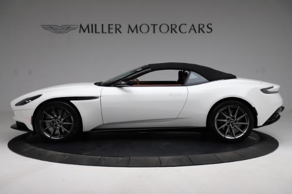 New 2021 Aston Martin DB11 Volante for sale $269,486 at Maserati of Greenwich in Greenwich CT 06830 14