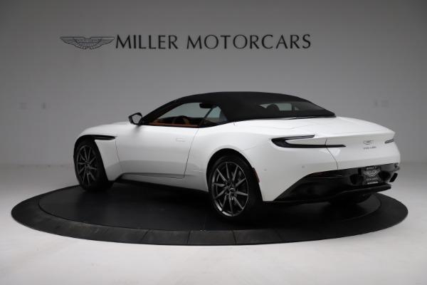 New 2021 Aston Martin DB11 Volante for sale $269,486 at Maserati of Greenwich in Greenwich CT 06830 15