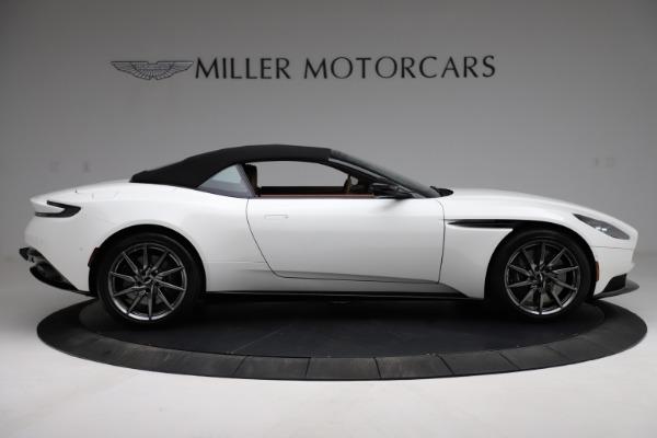 New 2021 Aston Martin DB11 Volante for sale $269,486 at Maserati of Greenwich in Greenwich CT 06830 17
