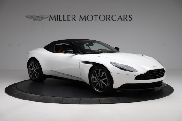 New 2021 Aston Martin DB11 Volante for sale $269,486 at Maserati of Greenwich in Greenwich CT 06830 18