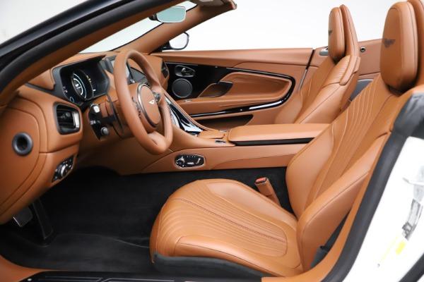 New 2021 Aston Martin DB11 Volante for sale $269,486 at Maserati of Greenwich in Greenwich CT 06830 19
