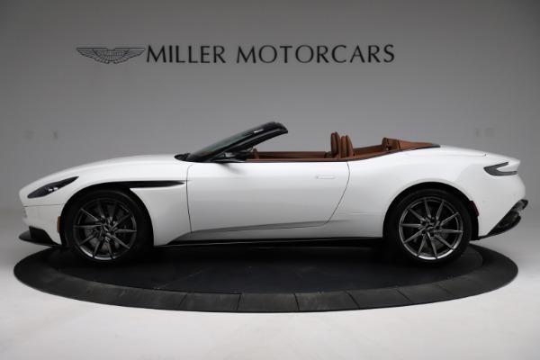New 2021 Aston Martin DB11 Volante for sale $269,486 at Maserati of Greenwich in Greenwich CT 06830 2