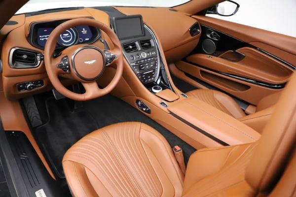New 2021 Aston Martin DB11 Volante for sale $269,486 at Maserati of Greenwich in Greenwich CT 06830 20