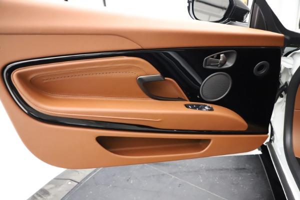 New 2021 Aston Martin DB11 Volante for sale $269,486 at Maserati of Greenwich in Greenwich CT 06830 22
