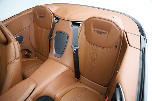 New 2021 Aston Martin DB11 Volante for sale $269,486 at Maserati of Greenwich in Greenwich CT 06830 23
