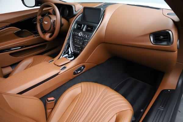 New 2021 Aston Martin DB11 Volante for sale $269,486 at Maserati of Greenwich in Greenwich CT 06830 24
