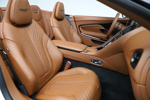 New 2021 Aston Martin DB11 Volante for sale $269,486 at Maserati of Greenwich in Greenwich CT 06830 25