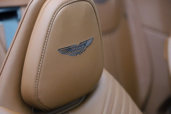 New 2021 Aston Martin DB11 Volante for sale $269,486 at Maserati of Greenwich in Greenwich CT 06830 26