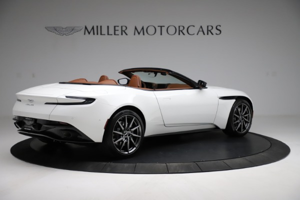 New 2021 Aston Martin DB11 Volante for sale $269,486 at Maserati of Greenwich in Greenwich CT 06830 7