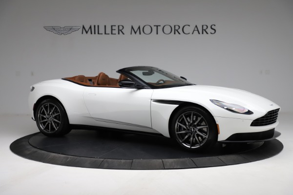 New 2021 Aston Martin DB11 Volante for sale $269,486 at Maserati of Greenwich in Greenwich CT 06830 9
