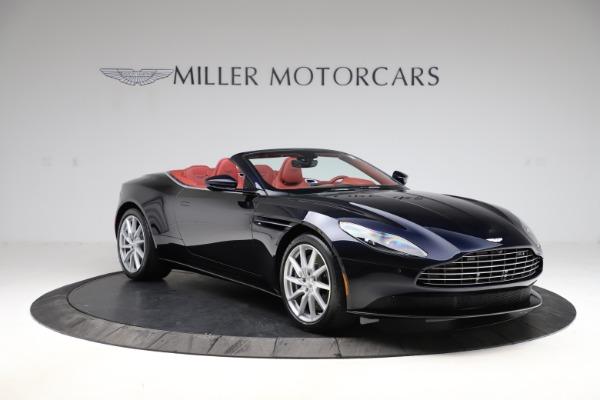 New 2021 Aston Martin DB11 Volante Convertible for sale $261,486 at Maserati of Greenwich in Greenwich CT 06830 10