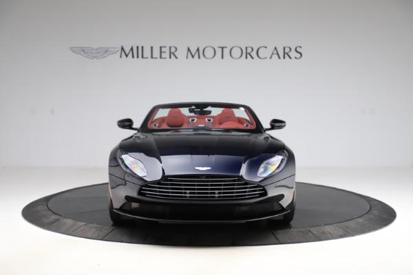 New 2021 Aston Martin DB11 Volante Convertible for sale $261,486 at Maserati of Greenwich in Greenwich CT 06830 11