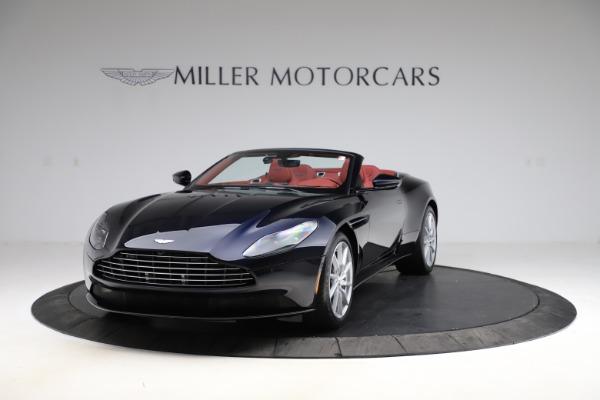 New 2021 Aston Martin DB11 Volante Convertible for sale $261,486 at Maserati of Greenwich in Greenwich CT 06830 12