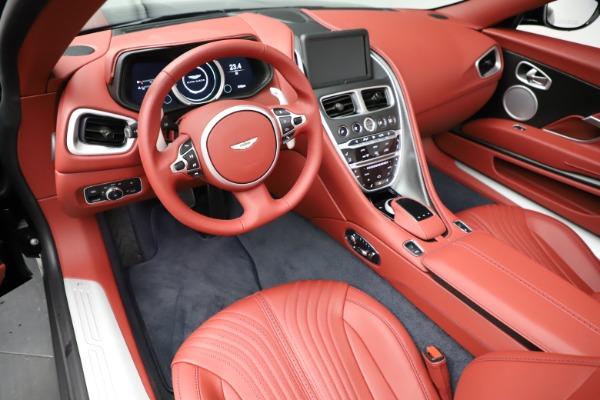 New 2021 Aston Martin DB11 Volante Convertible for sale $261,486 at Maserati of Greenwich in Greenwich CT 06830 13