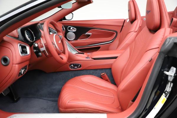 New 2021 Aston Martin DB11 Volante Convertible for sale $261,486 at Maserati of Greenwich in Greenwich CT 06830 14