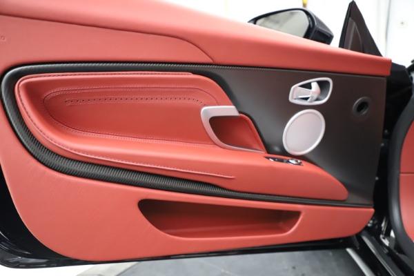 New 2021 Aston Martin DB11 Volante Convertible for sale $261,486 at Maserati of Greenwich in Greenwich CT 06830 16