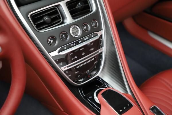 New 2021 Aston Martin DB11 Volante Convertible for sale $261,486 at Maserati of Greenwich in Greenwich CT 06830 17