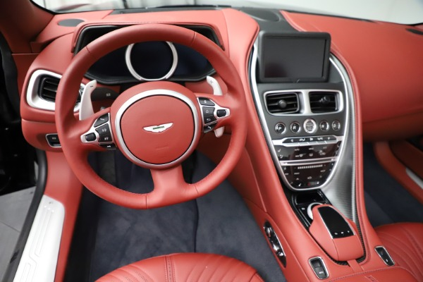 New 2021 Aston Martin DB11 Volante Convertible for sale $261,486 at Maserati of Greenwich in Greenwich CT 06830 18