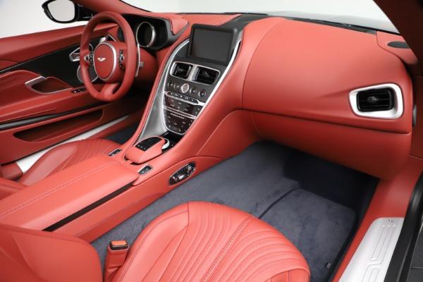 New 2021 Aston Martin DB11 Volante Convertible for sale $261,486 at Maserati of Greenwich in Greenwich CT 06830 20