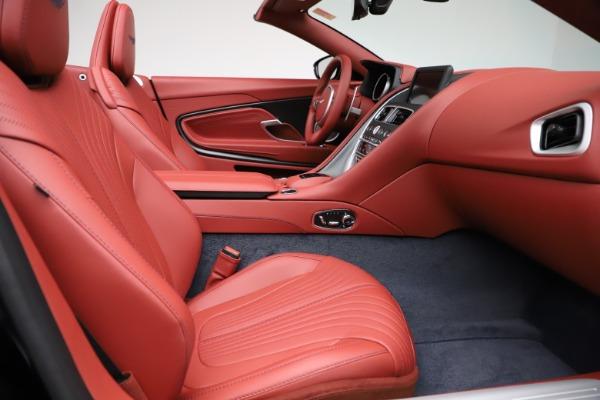 New 2021 Aston Martin DB11 Volante Convertible for sale $261,486 at Maserati of Greenwich in Greenwich CT 06830 21