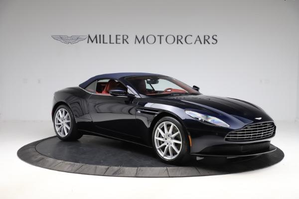 New 2021 Aston Martin DB11 Volante Convertible for sale $261,486 at Maserati of Greenwich in Greenwich CT 06830 24