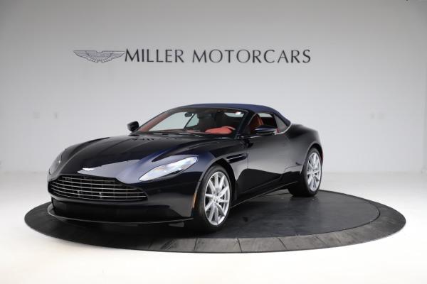 New 2021 Aston Martin DB11 Volante Convertible for sale $261,486 at Maserati of Greenwich in Greenwich CT 06830 25