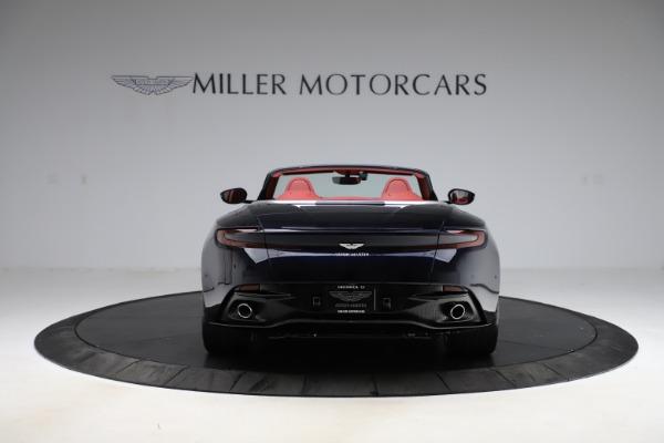 New 2021 Aston Martin DB11 Volante Convertible for sale $261,486 at Maserati of Greenwich in Greenwich CT 06830 5