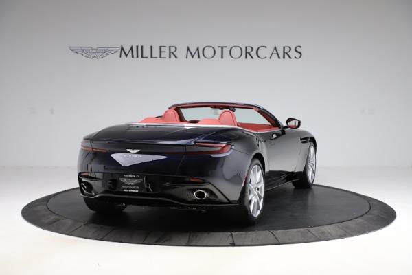New 2021 Aston Martin DB11 Volante Convertible for sale $261,486 at Maserati of Greenwich in Greenwich CT 06830 6