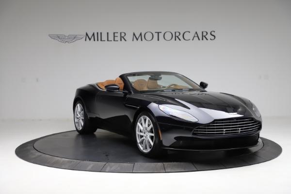 New 2021 Aston Martin DB11 Volante for sale $265,186 at Maserati of Greenwich in Greenwich CT 06830 10
