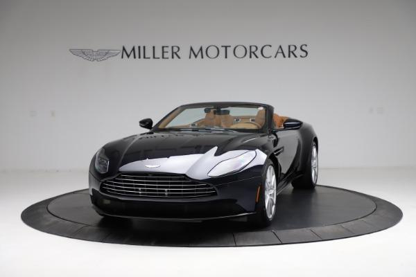 New 2021 Aston Martin DB11 Volante for sale $265,186 at Maserati of Greenwich in Greenwich CT 06830 12