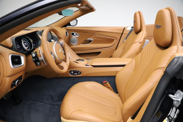 New 2021 Aston Martin DB11 Volante for sale $265,186 at Maserati of Greenwich in Greenwich CT 06830 13