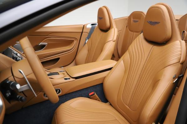 New 2021 Aston Martin DB11 Volante for sale $265,186 at Maserati of Greenwich in Greenwich CT 06830 14