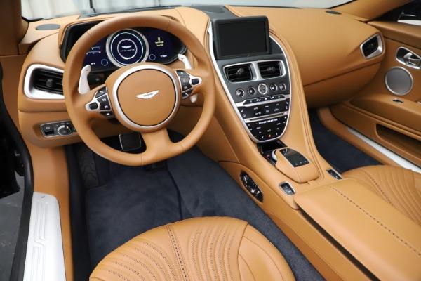 New 2021 Aston Martin DB11 Volante for sale $265,186 at Maserati of Greenwich in Greenwich CT 06830 15