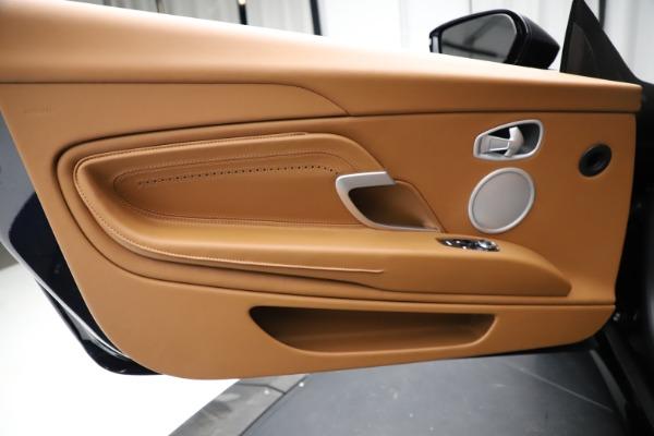 New 2021 Aston Martin DB11 Volante for sale $265,186 at Maserati of Greenwich in Greenwich CT 06830 16