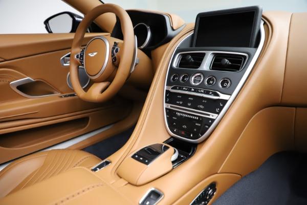New 2021 Aston Martin DB11 Volante for sale $265,186 at Maserati of Greenwich in Greenwich CT 06830 18