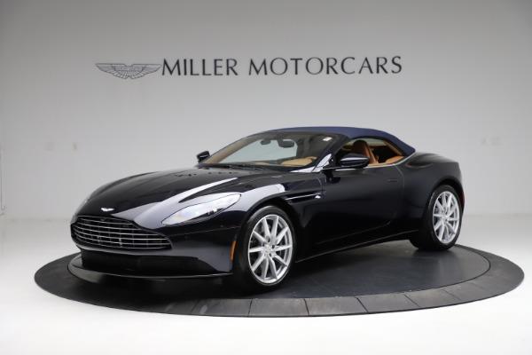 New 2021 Aston Martin DB11 Volante for sale $265,186 at Maserati of Greenwich in Greenwich CT 06830 20