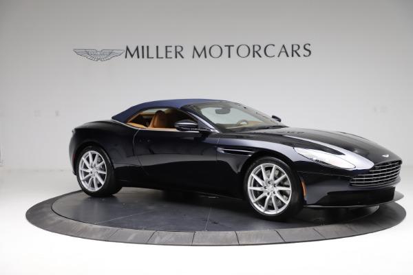 New 2021 Aston Martin DB11 Volante for sale $265,186 at Maserati of Greenwich in Greenwich CT 06830 23