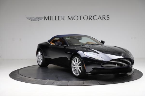New 2021 Aston Martin DB11 Volante for sale $265,186 at Maserati of Greenwich in Greenwich CT 06830 24