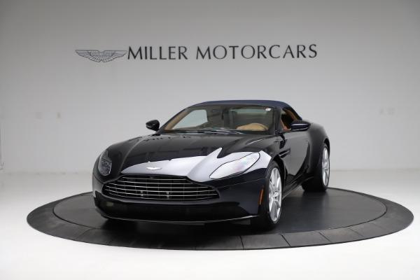 New 2021 Aston Martin DB11 Volante for sale $265,186 at Maserati of Greenwich in Greenwich CT 06830 25