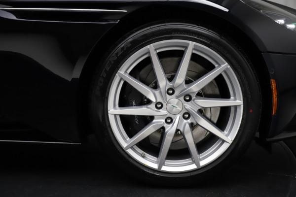 New 2021 Aston Martin DB11 Volante for sale $265,186 at Maserati of Greenwich in Greenwich CT 06830 26