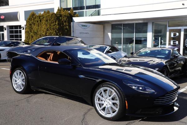 New 2021 Aston Martin DB11 Volante for sale $265,186 at Maserati of Greenwich in Greenwich CT 06830 28